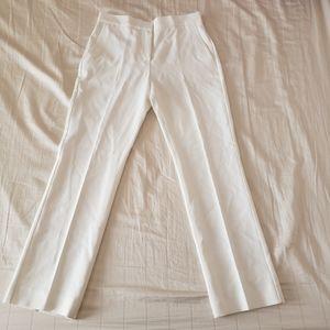 Womens Maxmara white dress pants / slacks